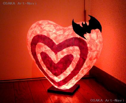 画像1: 【インテリア照明】 『恋して悪魔 〜ヴァンパイア☆ボーイ〜』