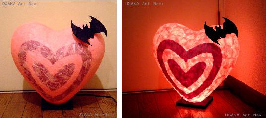 画像2: 【インテリア照明】 『恋して悪魔 〜ヴァンパイア☆ボーイ〜』