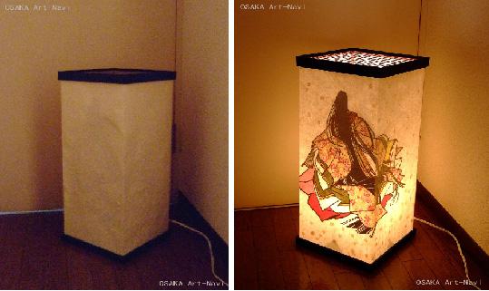 画像2: 【インテリア照明】 『輝夜姫』